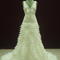 Designer Wedding Dress - Available in Every Color 43