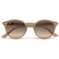 Ray-Ban - Round-Frame Acetate Sunglasses | MR PORTER