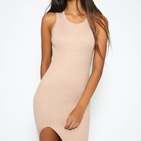 Underwood Dress - Beige