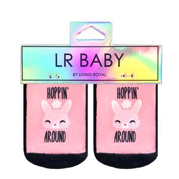 Hoppin' Around Baby Socks