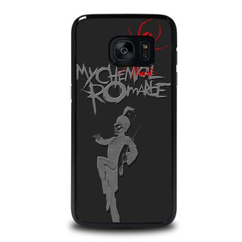 MY CHEMICAL ROMANCE BLACK PARADE 2 Samsung Galaxy S7 Edge Case Cover