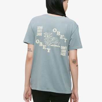 Don't Look Back Drifter Classic Tee