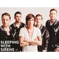 Sleeping With Sirens - Posters - Limited Concert Promo