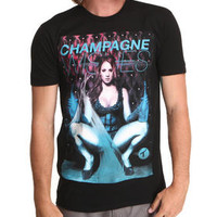 Champagne Wishes Tee by T.I.T.S.