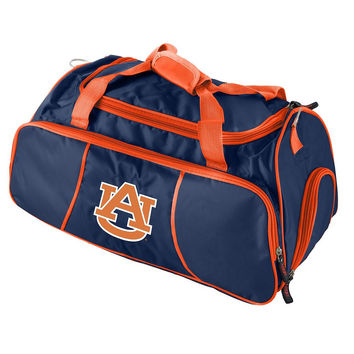 Auburn Tigers NCAA Athletic Duffel Bag