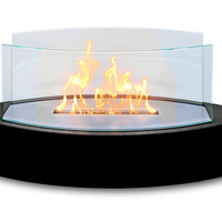 "20"" Lexington Tabletop Fireplace w/ Fuel, Firepits"