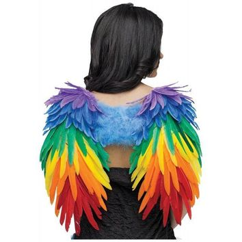 Feather Butterfly Wings