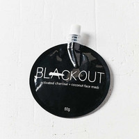 Blackout Activated Charcoal + Coconut Mask | Urban Outfitters