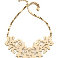 Openwork Drama Necklace