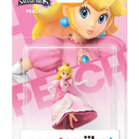 Princess Peach amiibo Figure for Nintendo 3DS | GameStop