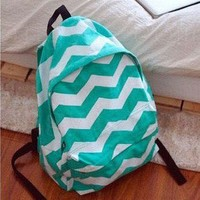 Cool Triangle Fashion Backpack Bag