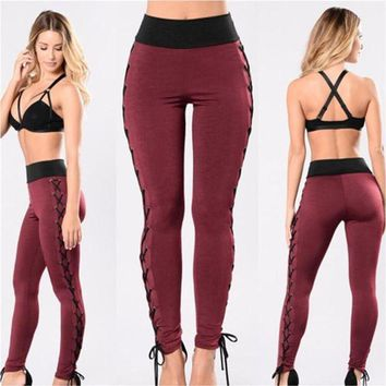 ONETOW 2017 Woman Jeans Pants High Waist New Fashion Womens Jeans Pencil Stretch Casual Slim Skinny Woman Trousers Clothing