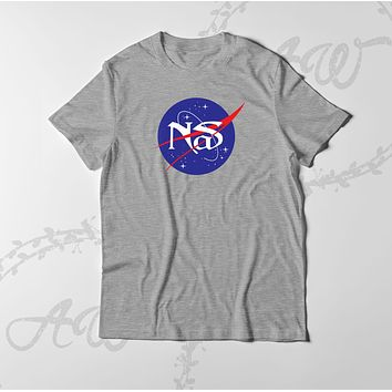 Nas Queens NY nasa Graphic Unisex T Shirt