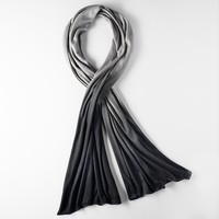 Simply Vera Vera Wang Ombre Knit Scarf, Size: One