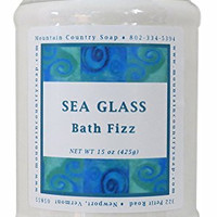 Sea Glass Bath Fizz