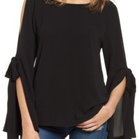 BP. Tie Sleeve Blouse | Nordstrom