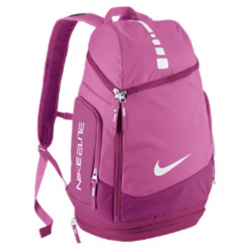 Nike Hoops Elite Max Air Team Backpack (Pink)