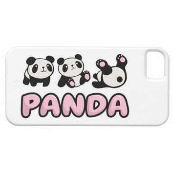 Panda iPhone SE/5/5s Case