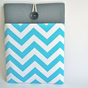 "Chevron Laptop Sleeve for 11.6"" Chromebook, MacBook Air, Asus Vivobook Custom Case"