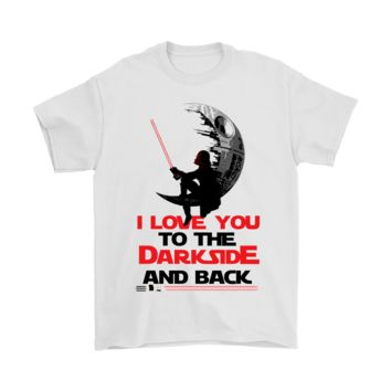 KUYOU I Love You To The Dark Side And Back Star Wars