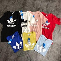 adidas Originals Trefoil T-Shirt( 8 color)