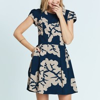 Coral Haley Dress