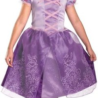 Tangled Rapunzel Disney Kids Costume Princess Costumes for Girls - Mr. Costumes