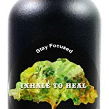 Inhale to Heal Natural Stay Focused Essential Oil Blend 1 Ounce