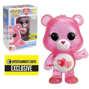 Care Bears Love A Lot Exclusive Pop Vinyl Figure, More Toys by Funko