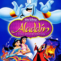Disney-Aladdin (DVD, 2004, 2-Disc Set, Special Edition)