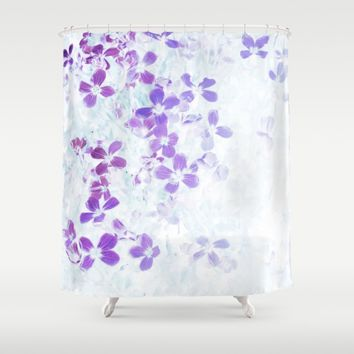 Joy Shower Curtain by ARTsKRATCHES | Society6