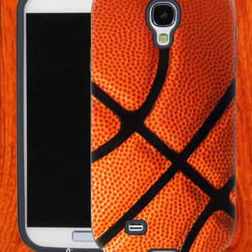 Basketball Ball,Accessories,Case,Cell Phone,iPhone 4/4S,iPhone 5/5S/5C,Samsung Galaxy S3,Samsung Galaxy S4,Rubber,29-11-03-Bn