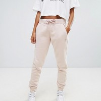 Reebok Classics Sweat Pants In Pink at asos.com
