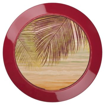 Nature Beautiful Tropical Island USB Charger