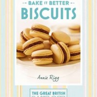 Great British Bake off - Bake it Better: No. 2 Biscuits