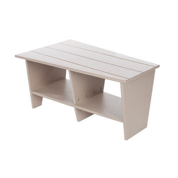 Eagle One Milan Coffee Table In Driftwood