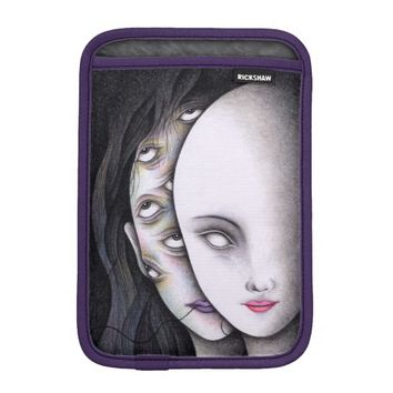 Eyes Sleeve For iPad Mini