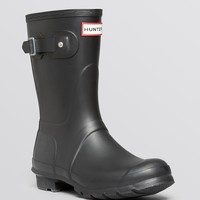 Hunter Rain Boots - Women's Original Short
