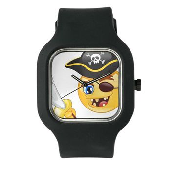 pirate emoji Watch