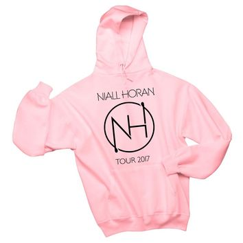 Niall Horan - NH Logo Outline Tour 2017 Unisex Adult Hoodie Sweatshirt
