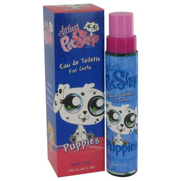Littlest Pet Shop Puppies by Marmol & Son Eau De Toilette Spray 1.7 oz