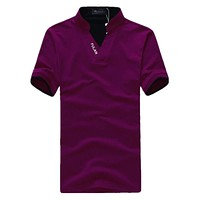 Men Polo Shirt Summer Fashion Camisa Polo High Quality Short Sleeve Mens Polo Shirt Brands Breathable Polo Brand Tees