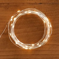 LED String Lights - Warm White