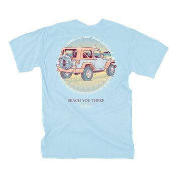 Beach You There Tee by Lily Grace