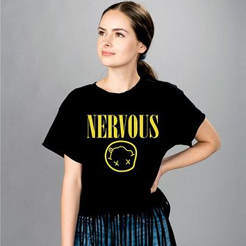 Nervous Fringe Shirt
