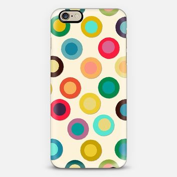 ivory pop spot iPhone 6 case by Sharon Turner | Casetify