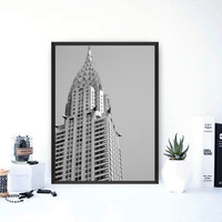NYC Art, Poster Print, Home Decor #3