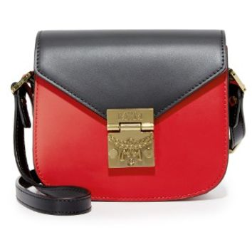 Small Patricia Saddle Bag