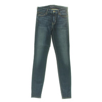 Koral Womens Stretch Mid-Rise Skinny Jeans