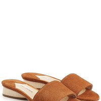 Suede Mule Sandals - Paul Andrew | WOMEN | US STYLEBOP.COM